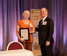 Thumbnail image Dr. Bentson Awarded OMA Presidential Citation