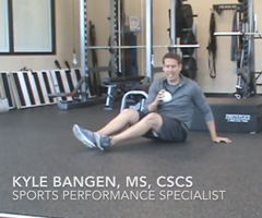A sports performance specialist shows exercises to help you move better.