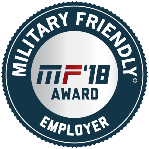 Military Friendly Employer logo