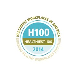 National Healthiest 100 Workplaces 2014