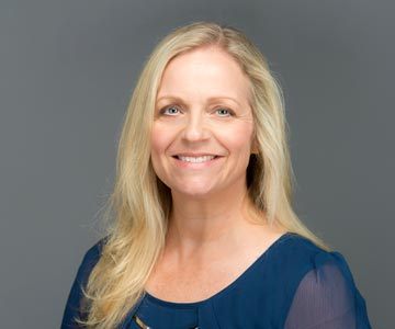 Head shot of Nurse Practitioner Terri Moore