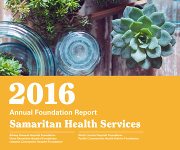 2016 Foundation Annual Report