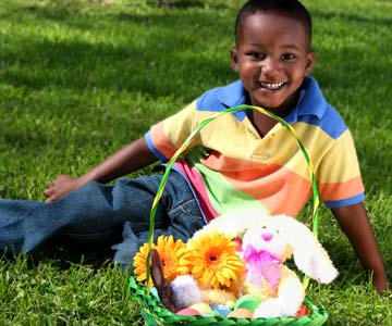 Easter baskets can be healthy!