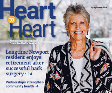 Cover of Spring-Summer 2019 Heart to Heart magazine