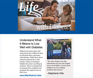 Winter 2019 - Life with Diabetes Newsletter.