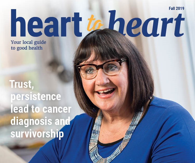 Cover of Fall 2019 Heart to Heart