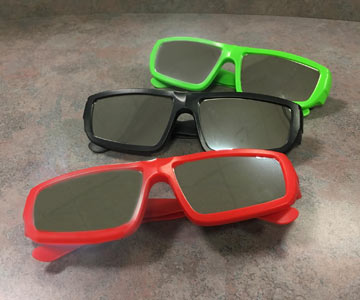 Good Samaritan gift shop is recalling these eclipse glasses.