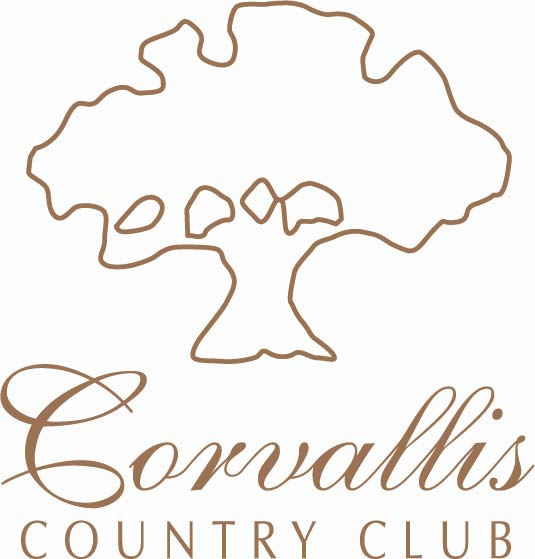 Corvallis Country Club logo