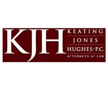 Keating Jones Hughes horizontal logo
