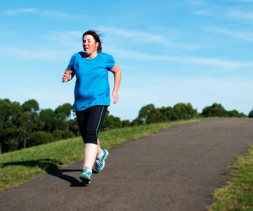 Exercise is an important part of diabetes management.