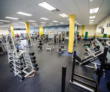 SamFit gym in Corvallis