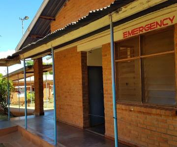 Emergency Room in Malawi