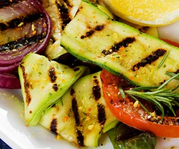Fire up the BBQ and grill vegetables this summer!