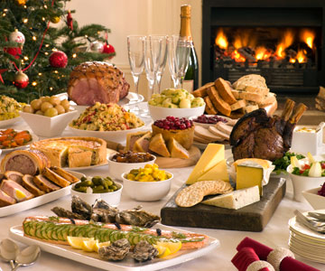 Christmas Dinner Buffet