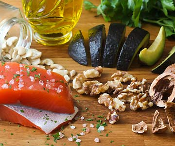 The Mediterranean Diet is a heart healthy Diet.