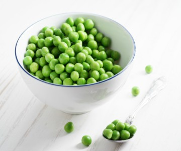 Peas in bowl 325 CO