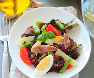 The Mediterranean Diet is highly regarded by health experts.